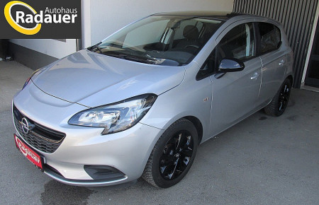 Opel Corsa 1,2 Ecotec Black & Silver bei Autohaus Radauer in