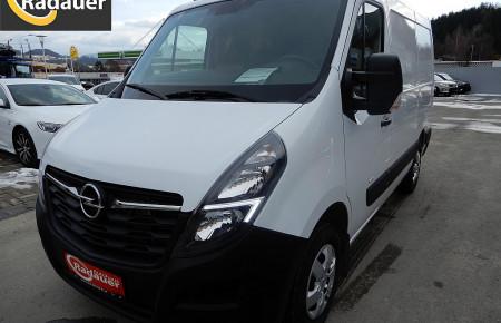 Opel Movano Kastenwagen 2,3 CDTI Turbo L1H1 2,8 bei Autohaus Radauer in