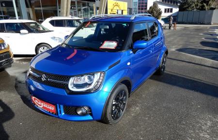 Suzuki Ignis 1,2 DualJet Hybrid ALLGRIP Flash bei Autohaus Radauer in