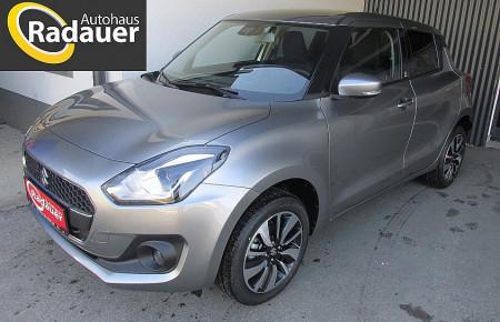 Suzuki Swift 1,2 DualJet Hybrid Allgrip Flash bei Autohaus Radauer in