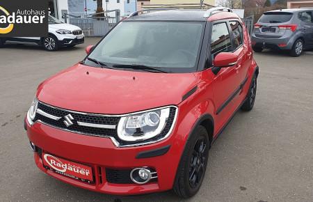 Suzuki Ignis 1,2 Hybrid 4WD Flash bei Autohaus Radauer in