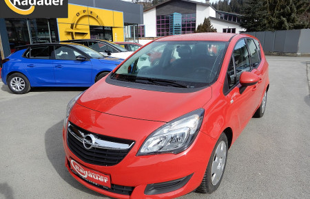 Opel Meriva 1,4 Ecotec Cool & Sound bei Autohaus Radauer in