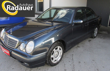 Mercedes-Benz E 200 CDI Automatik bei Autohaus Radauer in