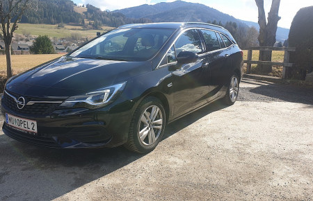 Opel Astra ST 1,5 CDTI Elegance bei Autohaus Radauer in