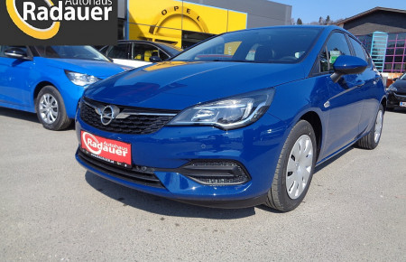 Opel Astra 1,2 Turbo Direct Injection bei Autohaus Radauer in
