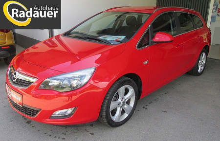 Opel Astra ST 1,4 Turbo ECOTEC Sport Start/Stop bei Autohaus Radauer in