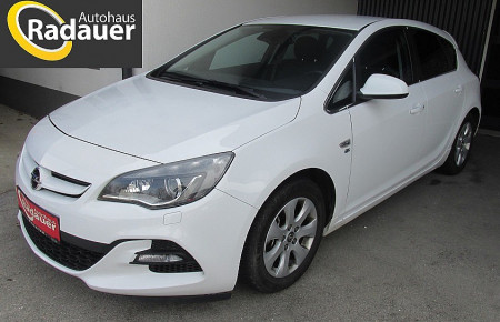 Opel Astra 1,6 CDTI Ecotec Dynamic Start/Stop System bei Autohaus Radauer in