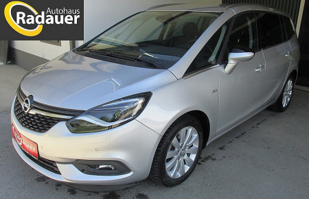 Opel Zafira 1,6 Turbo Zafira Plus Aut. bei Autohaus Radauer in