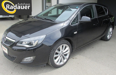 Opel Astra 1,7 Ecotec CDTI Sport bei Autohaus Radauer in