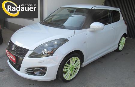 Suzuki Swift 1,6 Sport bei Autohaus Radauer in