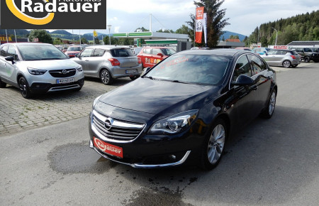 Opel Insignia 1,6 ecoflex Cosmo Diesel bei Autohaus Radauer in