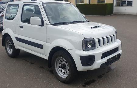Suzuki Jimny 1,3 VX L2 special bei Autohaus Radauer in