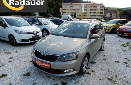 Skoda Fabia Combi Ambition 1,4 TDI bei Autohaus Radauer in