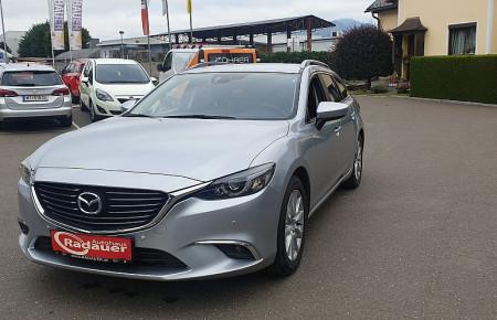 Mazda Mazda 6 Sport Combi CD150 Attraction AWD bei Autohaus Radauer in