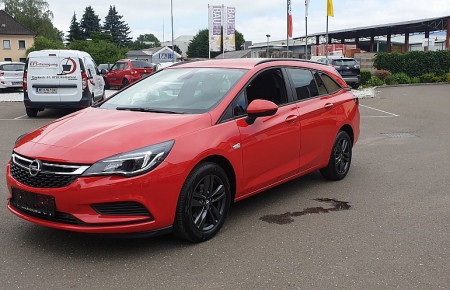 Opel Astra ST 1,0 Turbo Ecotec Direct Inj. Edition S/S bei Autohaus Radauer in