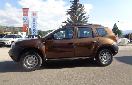 Dacia Duster Ambiance dCi 90 bei Autohaus Radauer in