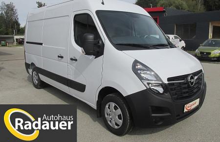 Opel Movano Kastenwagen L2H2 bei Autohaus Radauer in