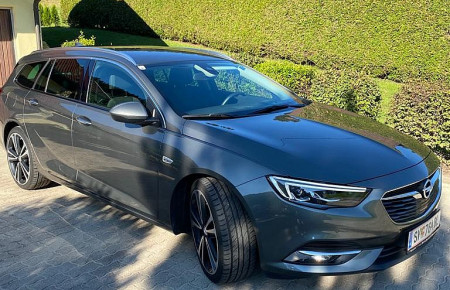 Opel Insignia ST 2,0 CDTI BlueInjection Innovation St./St. System bei Autohaus Radauer in