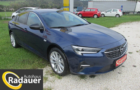 Opel Insignia GS 1,5 CDTI DVH Business Elegance bei Autohaus Radauer in