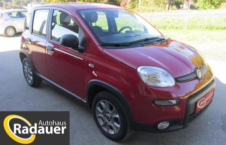 Fiat Panda 4×4 1,3 Multijet II 75 4×4 Pop bei Autohaus Radauer in