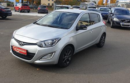 Hyundai i20 1,25 Go bei Autohaus Radauer in