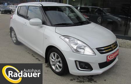 Suzuki Swift 1,2 Special Edition bei Autohaus Radauer in