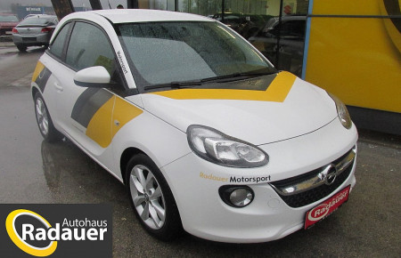 Opel Adam 1,2 Jam bei Autohaus Radauer in