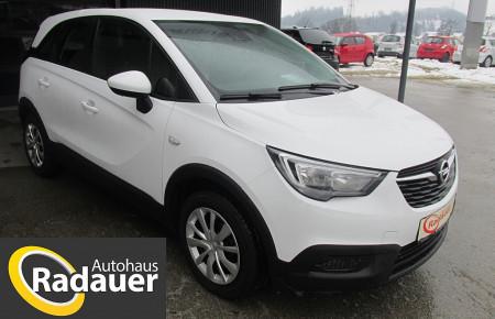 Opel Crossland X 1,2 Edition bei Autohaus Radauer in