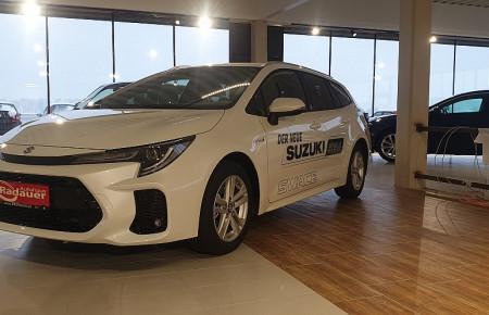 Suzuki Swace Hypbrid Kombi Flash bei Autohaus Radauer in