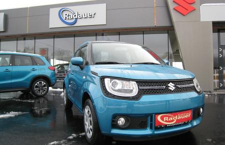 Suzuki Ignis 1,2 Dualjet Hybrid Clear Eröffnungsangebot bei Autohaus Radauer in