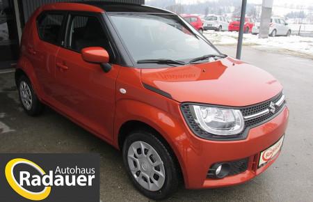Suzuki Ignis 1,2 Dualjet Hybrid Clear Radauer Edition bei Autohaus Radauer in
