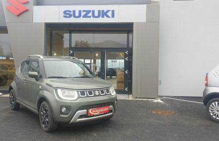 Suzuki Ignis 1,2 DualJet Hybrid 4WD shine bei Autohaus Radauer in