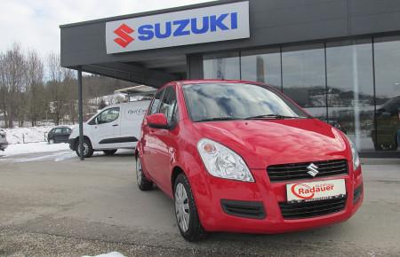 Suzuki Splash 1,0 Cool & Sound bei Autohaus Radauer in