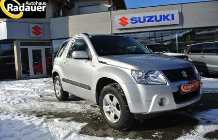 Suzuki Grand Vitara 1,9 VX-E Deluxe DDiS bei Autohaus Radauer in