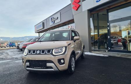 Suzuki Ignis 1,2 DualJet Hybrid 4WD Clear bei Autohaus Radauer in