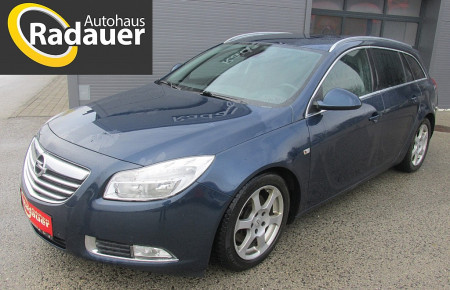 Opel Insignia ST 2,0 iCon Edition CDTI DPF bei Autohaus Radauer in