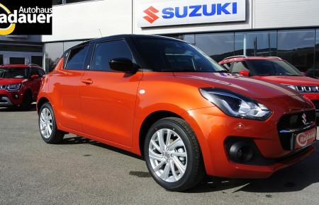 Suzuki Swift 1,2 Hybrid DualJet Shine bei Autohaus Radauer in