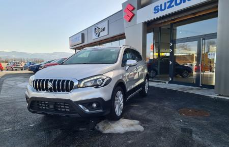 Suzuki SX4 S-Cross 1,4 DITC Hybrid shine bei Autohaus Radauer in