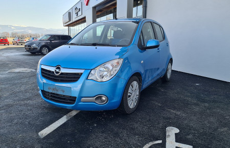 Opel Agila 1,2 Edition bei Autohaus Radauer in