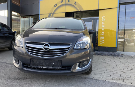 Opel Meriva 1,4 Turbo ecoflex Cosmo Start/Stop System bei Autohaus Radauer in