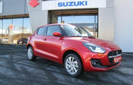 Suzuki Swift 1,2 Hybrid DualJet Allgrip Shine bei Autohaus Radauer in