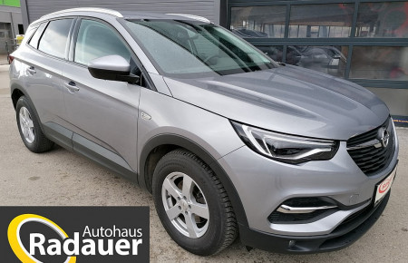 Opel Grandland X 1,6 CDTI BlueInjection Edition Start/Stopp bei Autohaus Radauer in