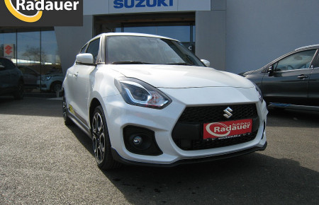 Suzuki Swift Sport 1,4 DITC Hybrid bei Autohaus Radauer in
