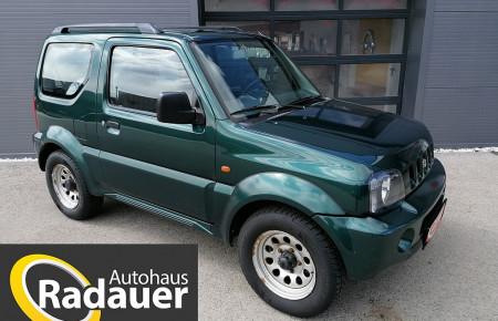 Suzuki Jimny VX bei Autohaus Radauer in