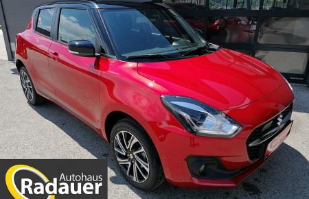 Suzuki Swift 1,2 Jacques Lemans Edition Hybrid DualJet Allgrip Flash bei Autohaus Radauer in