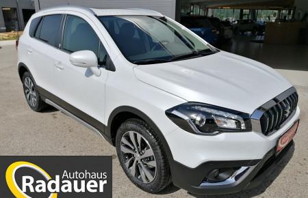 Suzuki SX4 S-Cross 1,4 GL+ DITC Hybrid ALLGRIP flash Aut. bei Autohaus Radauer in
