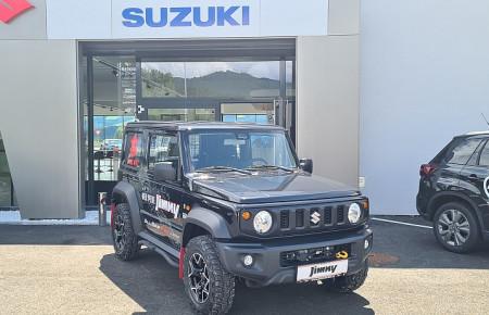 Suzuki Jimny Extreme bei Autohaus Radauer in