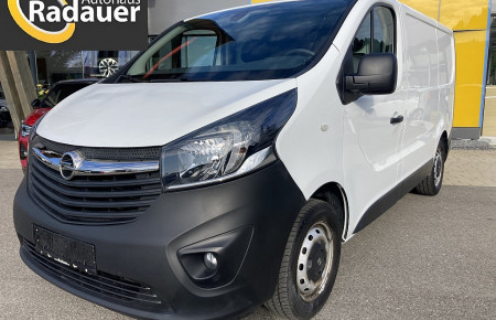 Opel Vivaro L1H1 Biturbo bei Autohaus Radauer in