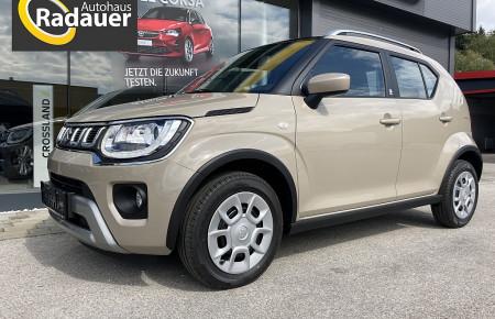 Suzuki Ignis 1,2 DualJet Hybrid clear bei Autohaus Radauer in