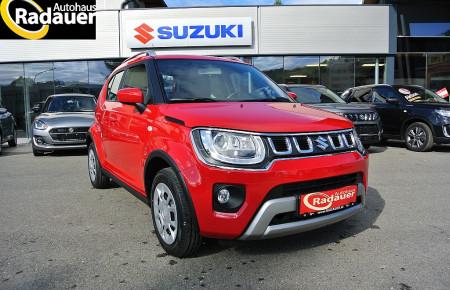Suzuki Ignis 1,2 Dualjet Hybrid Allgrip Clear bei Autohaus Radauer in